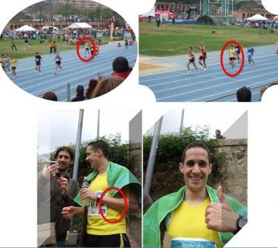 Fotos de la maraton