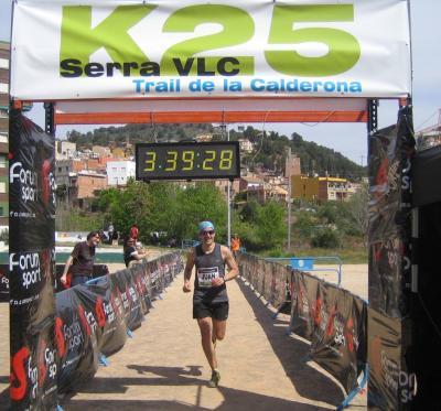 K25 2008 (Trail de la Calderona)