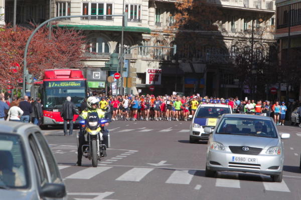 I Maraton Clandestina de Valencia